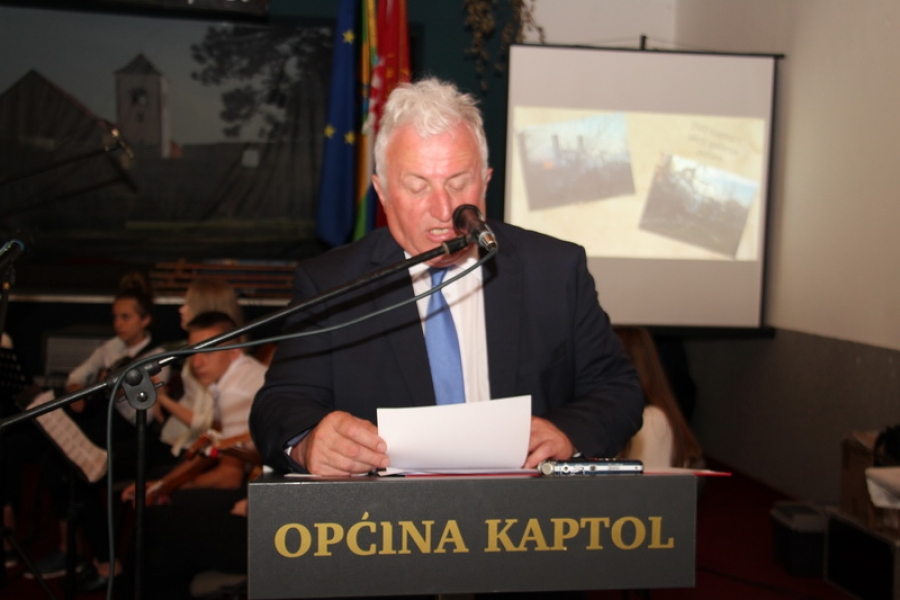 Svečana sjednica povodom Dana općine Kaptol