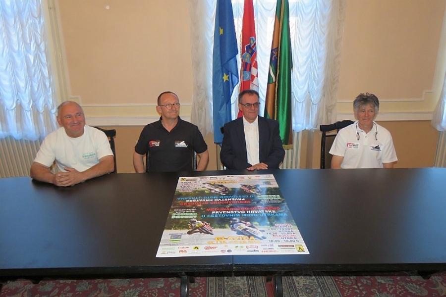 Međunarodno prvenstvo Hrvatske u cestovnim moto utrkama ovoga vikenda u Požegi