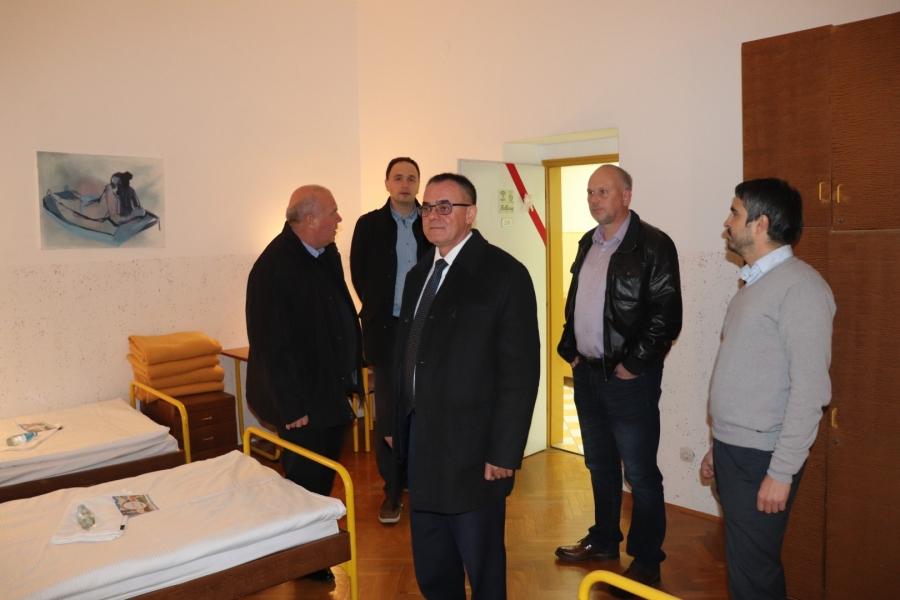 Župan u posjeti Centru za pružanje usluga u zajednici Lipik