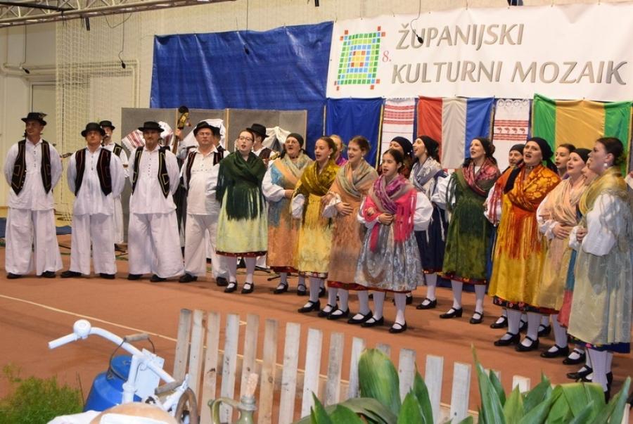 Održan 8. Županijski kulturni mozaik