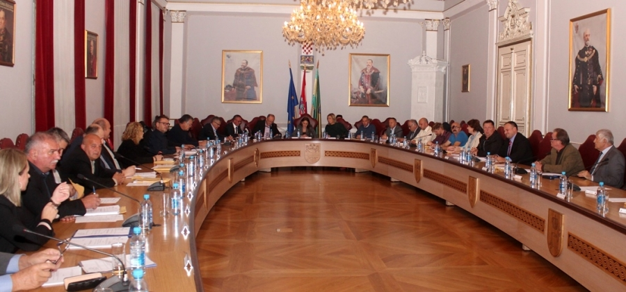 Održana 12. sjednica Županijske Skupštine Požeško-slavonske županije