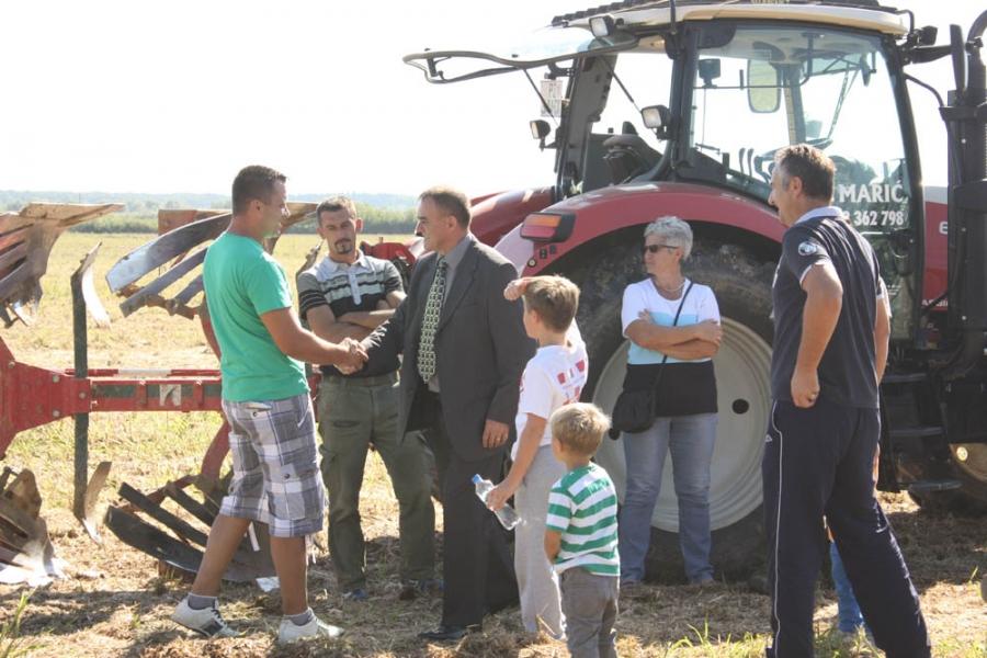 Održano 11. natjecanje orača Požeško - slavonske županije