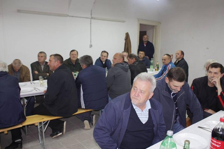 U Brestovcu obilježena 25. obljetnica naoružavanja prvih dragovoljaca
