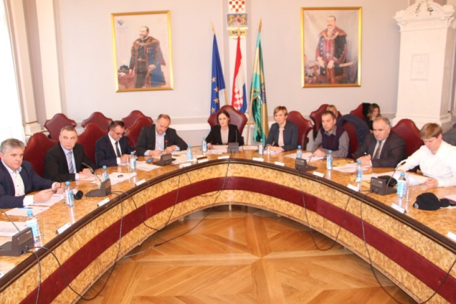 Održana 4. sjednica Županijske skupštine
