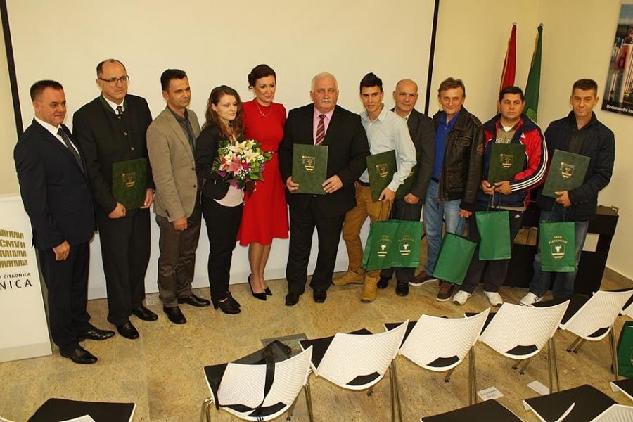 Svečano obilježen Dan grada Pleternice