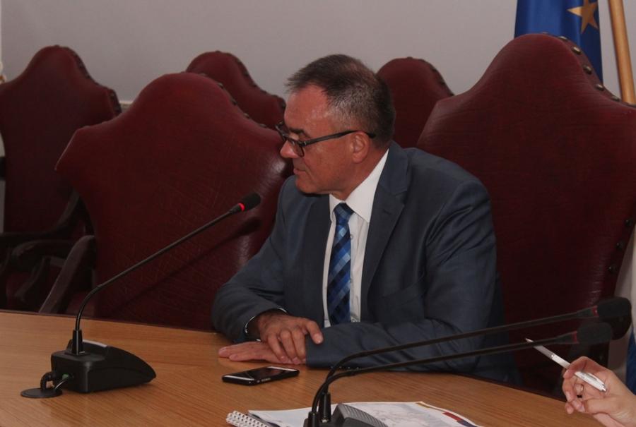 """Radni sastanak poduzetnika i gospodarstvenika povodom """"Tour of Croatia"""" utrke"""