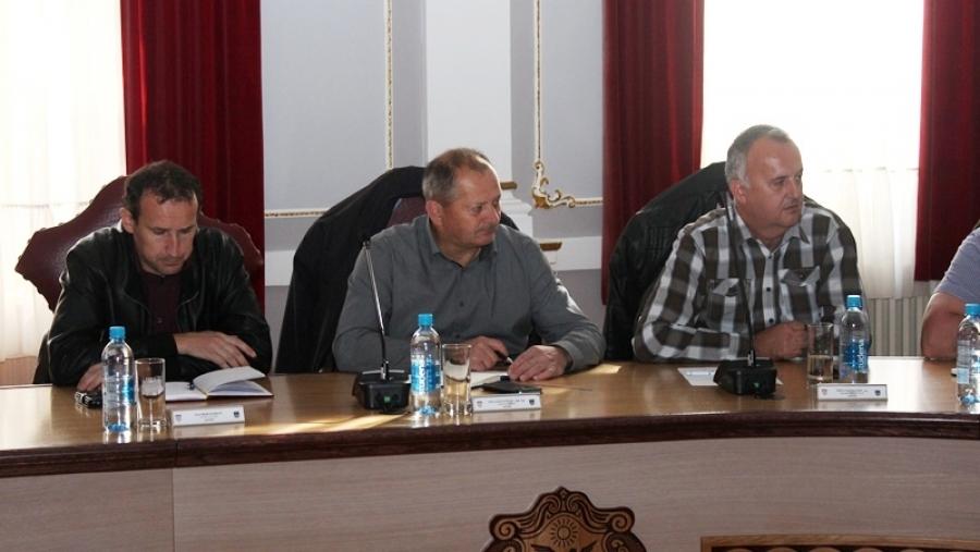 Koordinacija župana sa gradonačelnicima i načelnicima