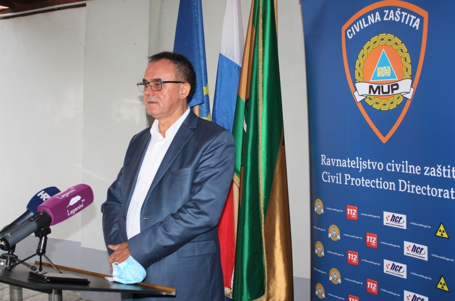Stožer civilne zaštite PSŽ održao sastanak