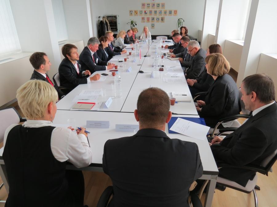 Regionalno povezivanje Hrvatske i Poljske u području poljoprivredne, kulturne i kreativne industrije