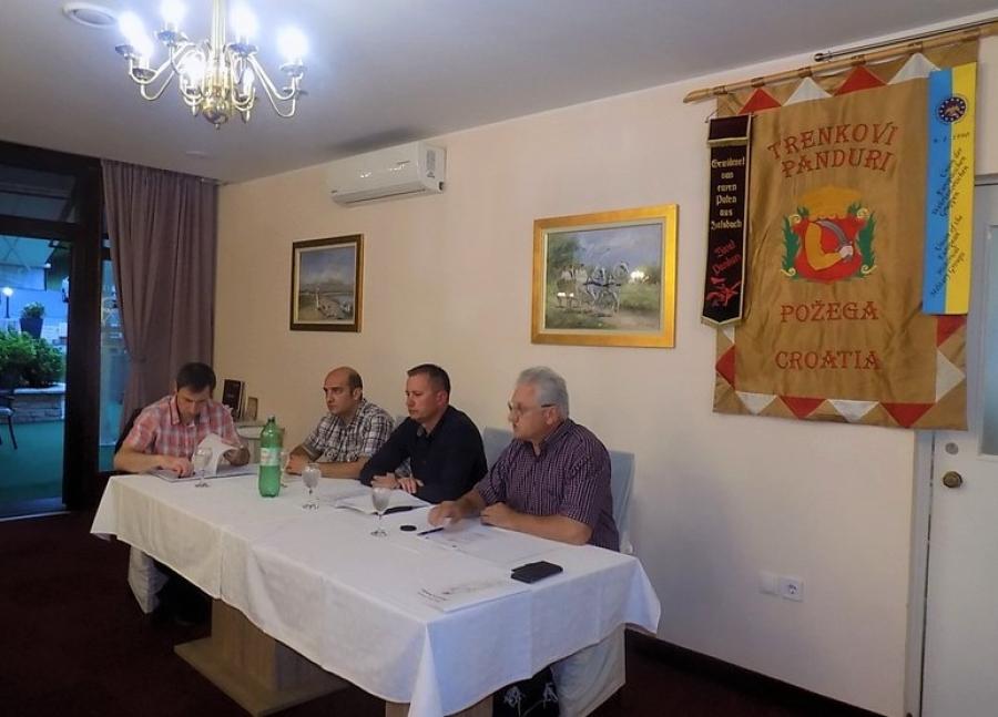 """Redovna godišnja Skupština Povijesne postrojbe """"Trenkovi panduri"""""""