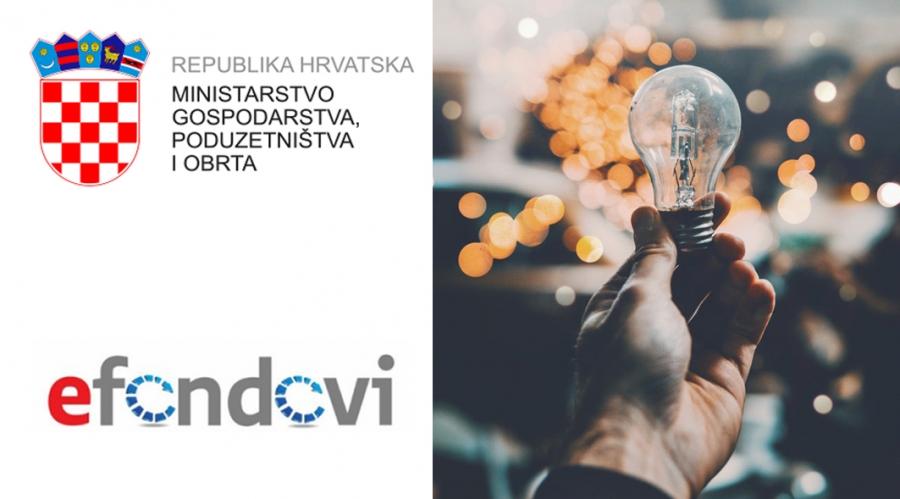 """Poziv za dostavu projektnih prijedloga """"Inovacije novoosnovanih MSP-ova – II faza"""""""