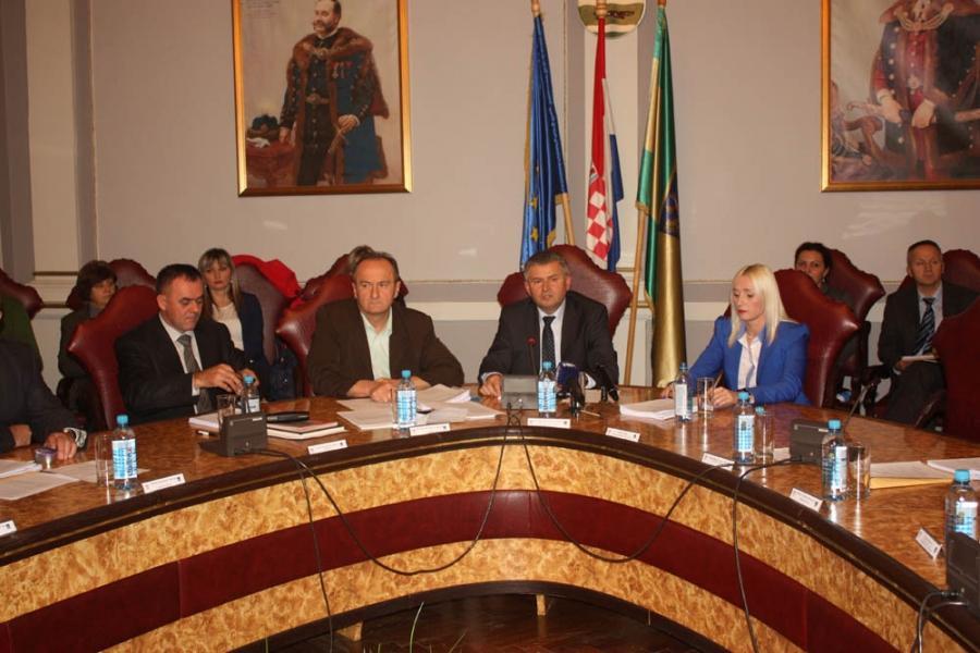 Održana 10. sjednica Županijske skupštine