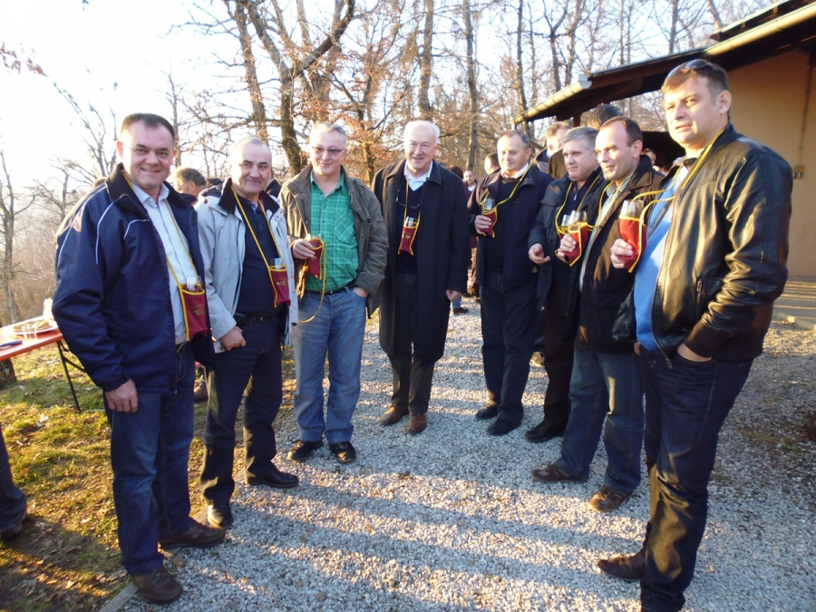 Proslavljeno Vincelovo u kutjevačkom vinogorju