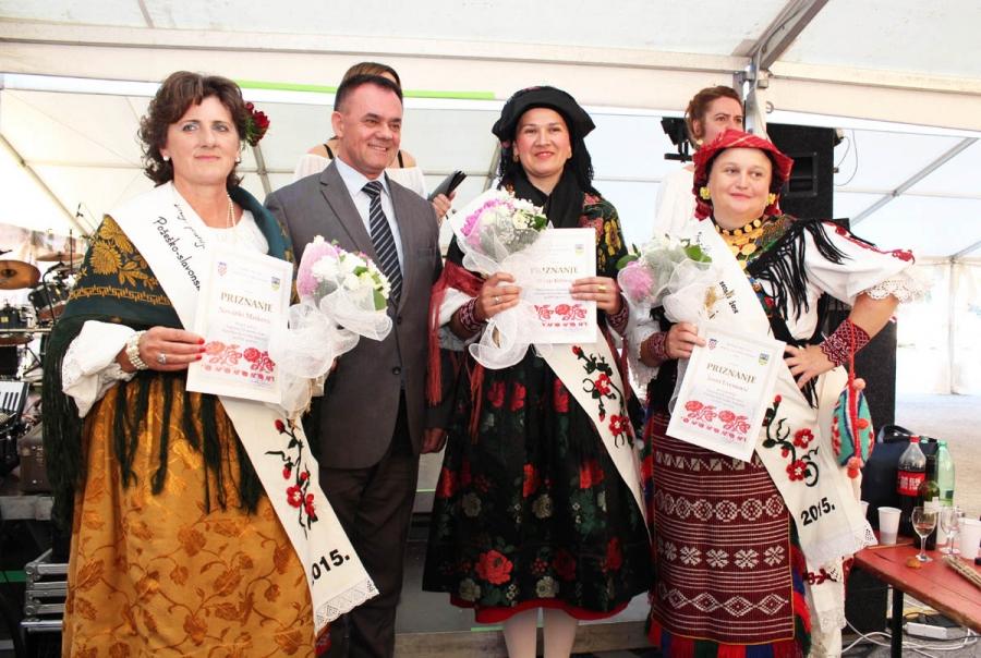 Najuzornija seoska žena županije Marija Ribičić