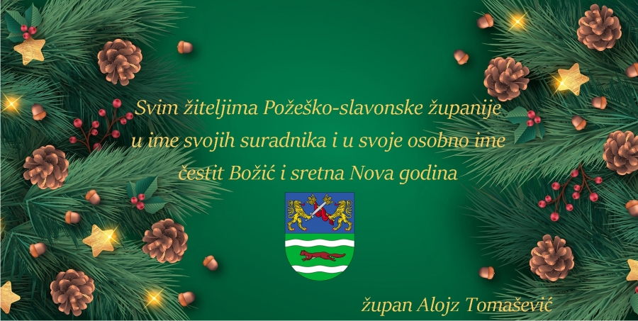 Čestitka župana Alojza Tomaševića