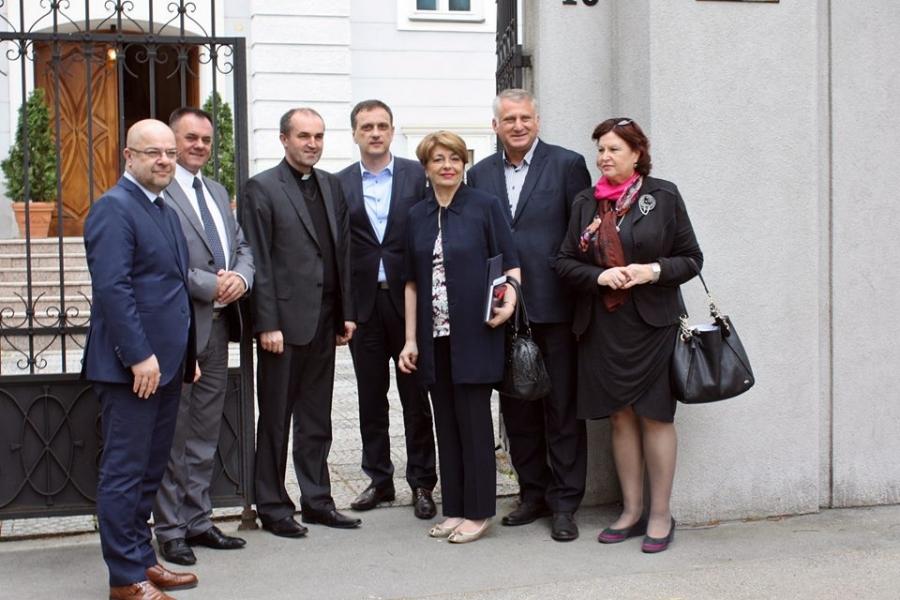 Ministar turizma u radnom posjetu Požeško - slavonskoj županiji
