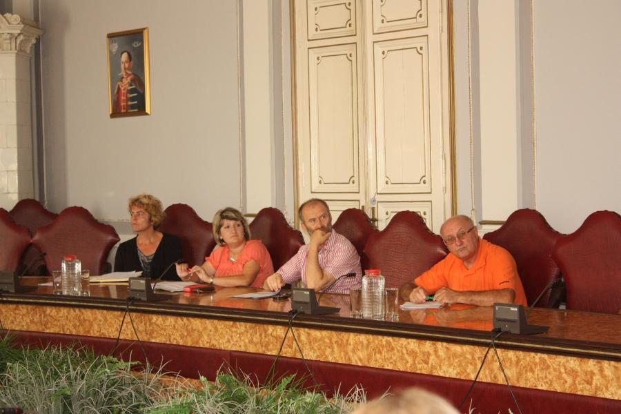 Sastanak na temu Županijske razvojne strategije - tim za ruralni razvoj, poljoprivredu i zaštitu okoliša