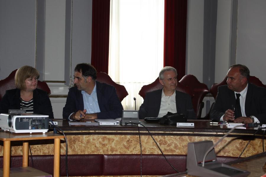 Sastanak župana s ravnateljima osnovnih i srednjih škola Požeško – slavonske županije