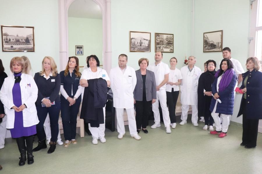 U Specijalnoj bolnici za medicinsku rehabilitaciju Lipik otvorena UZV ambulanta