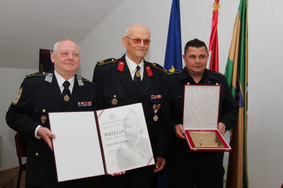 Održana Redovna godišnja izvještajna skupština Vatrogasne zajednice Požeško-slavonske županije