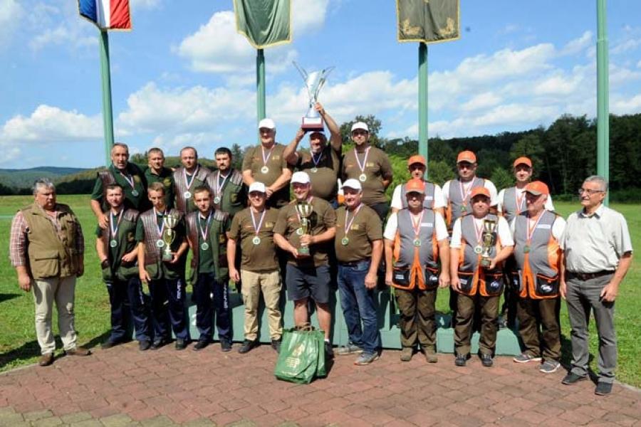 Državno prvenstvo u lovnom streljaštvu održano u Bzenici